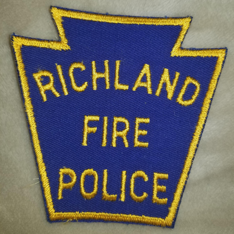 Richland Fire Police PA