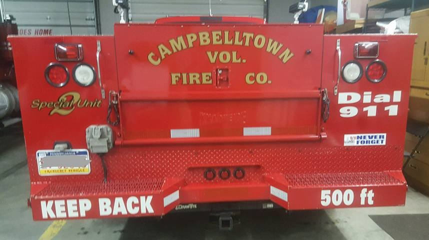 Campbelltown Fire Company - Special Unit 2 -2