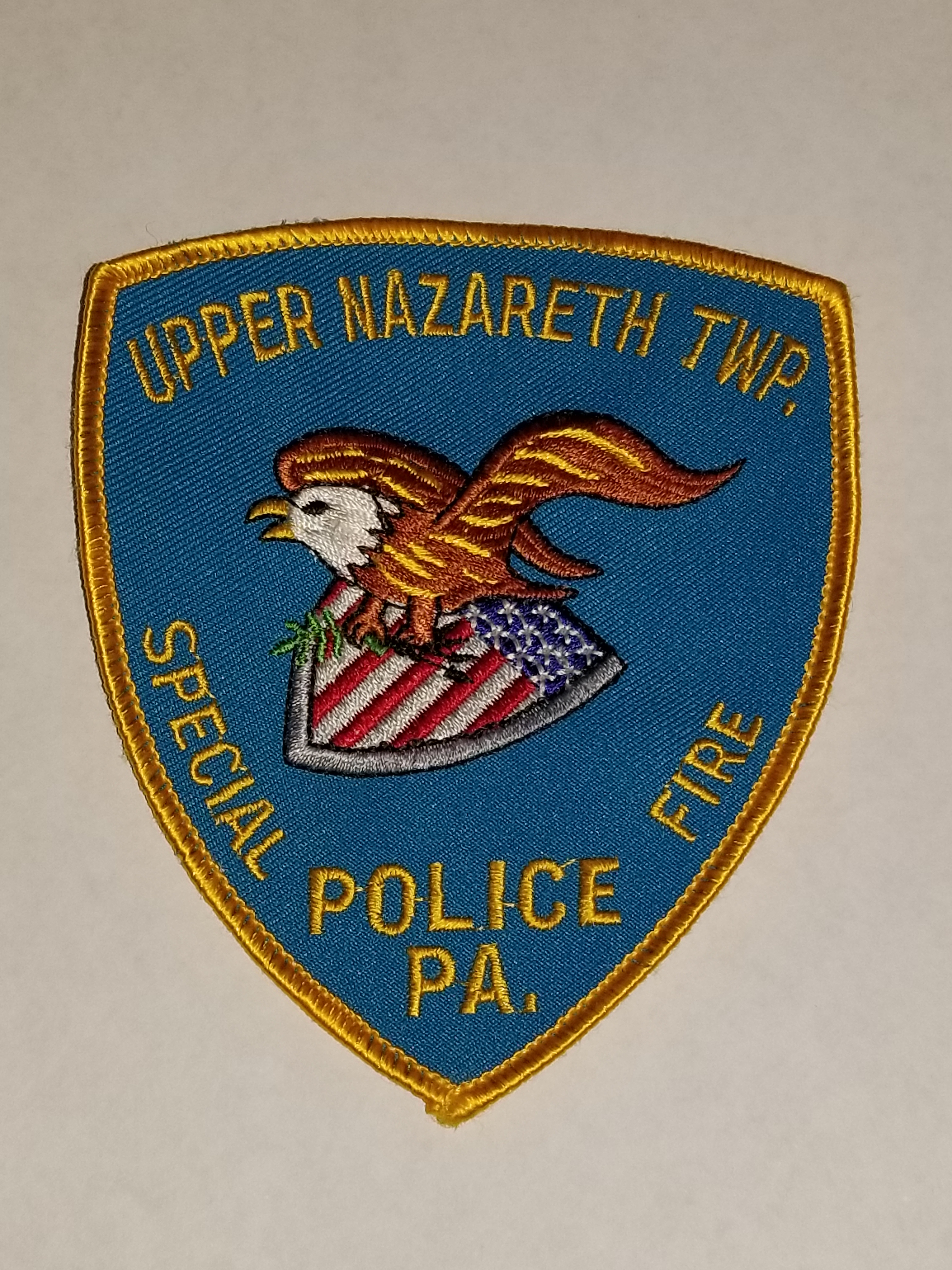 Upper Nazareth Township PA Special Fire Police