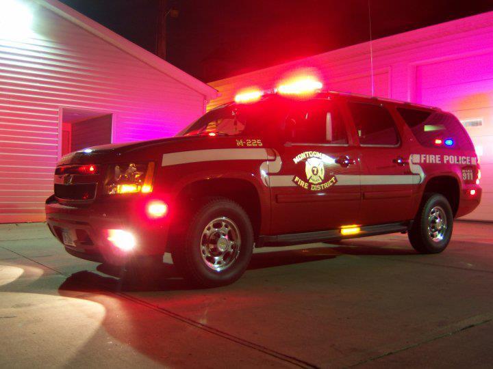 Montgomery fire dept, Orange co, NY Fire Police M-225