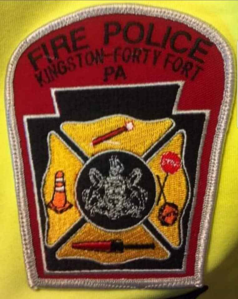 Kingston-Forty Fort Fire Police PA