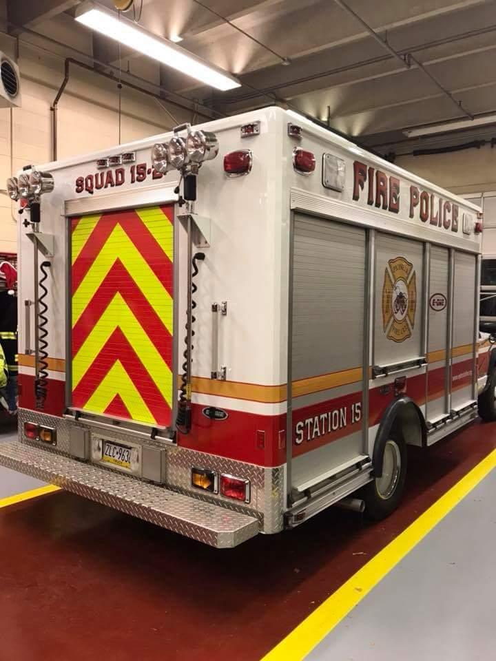 Ephrata Fire Company Fire Police Squad 15-2