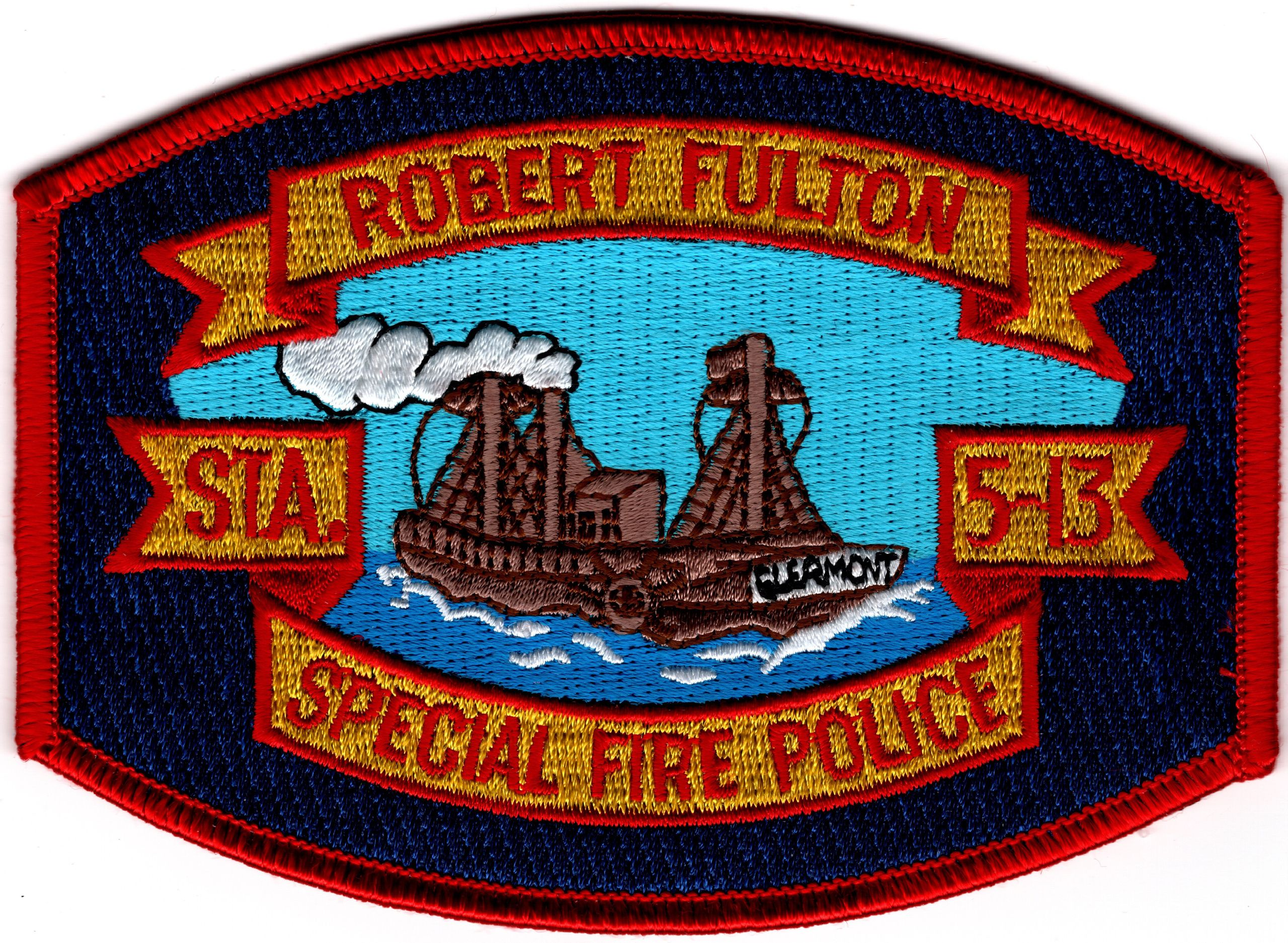 Robert Fulton Special Fire Police PA