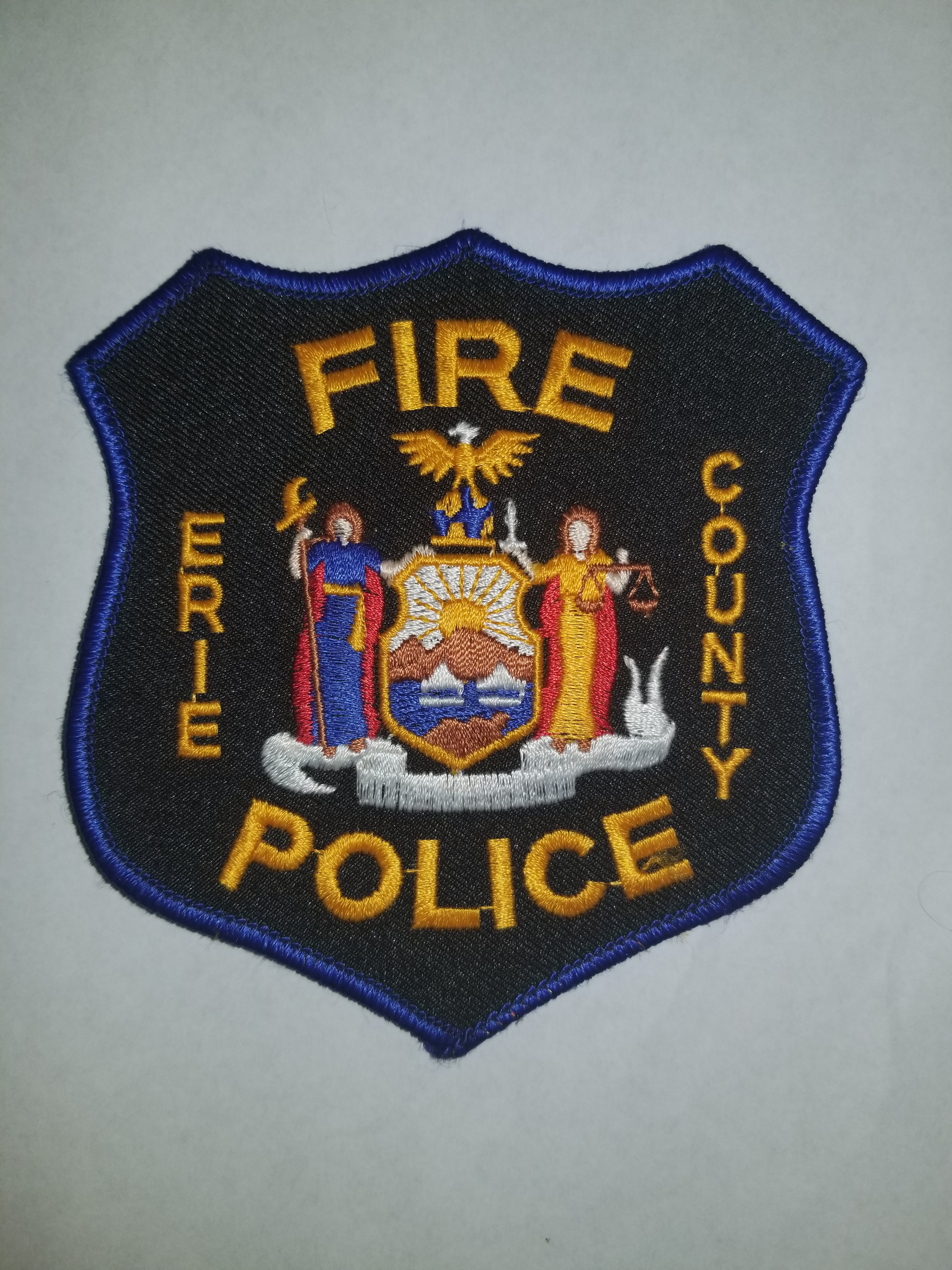 Erie County NY Fire Police