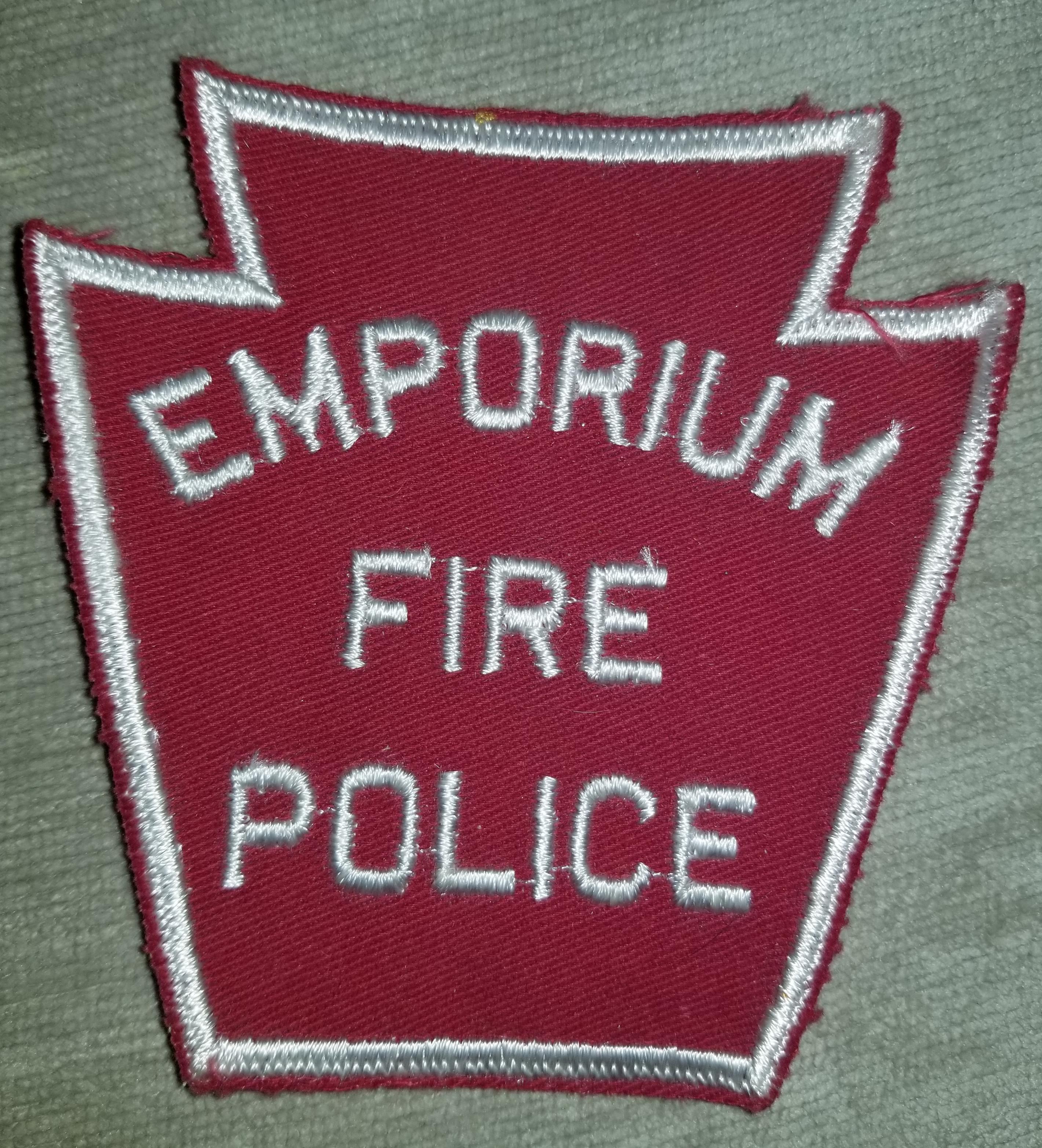 Emporium Fire Police PA