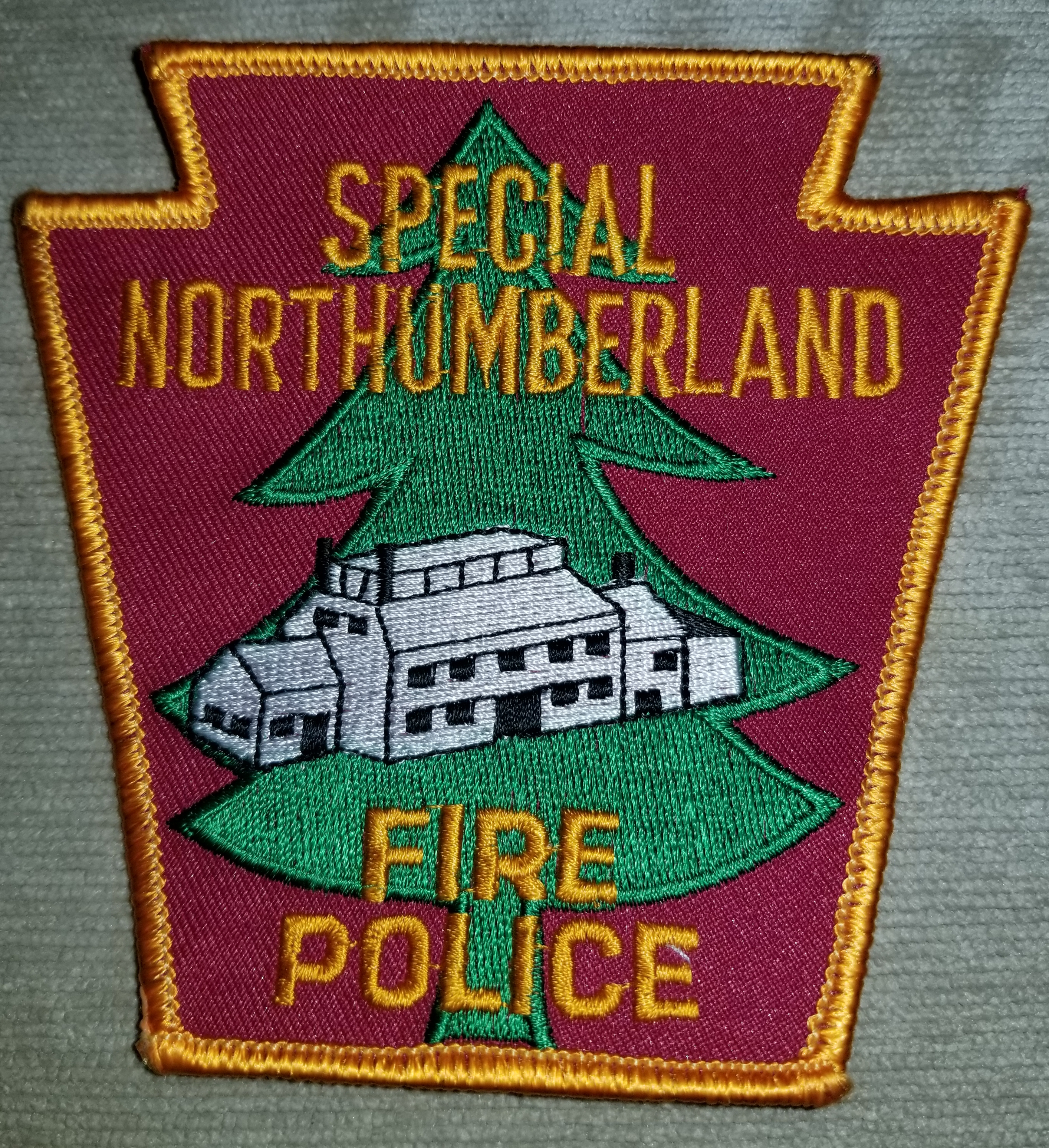 Northumberland Special Fire Police PA