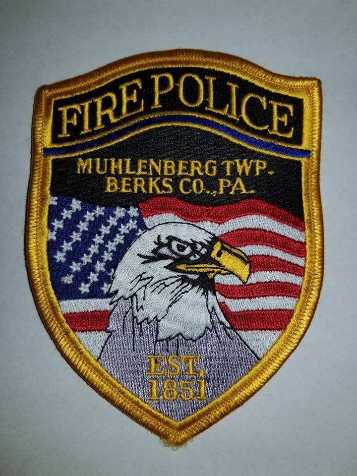 Muhlenberg Township Berks County PA Fire Police