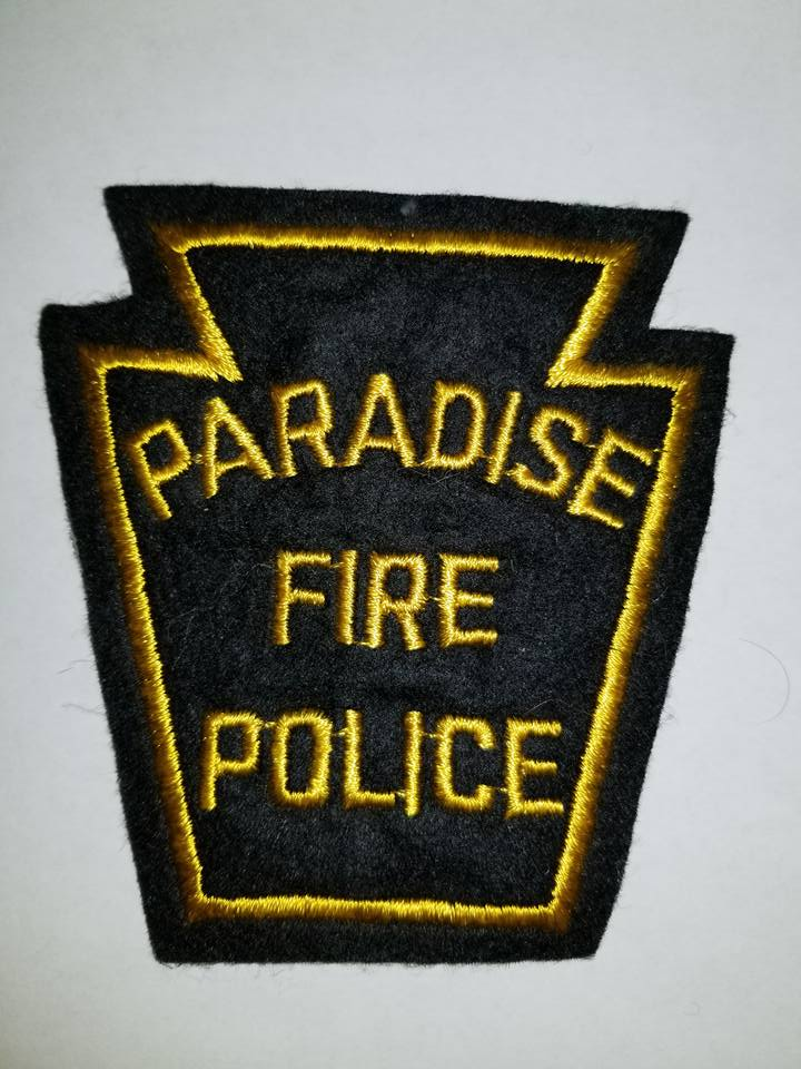 Paradise PA Fire Police
