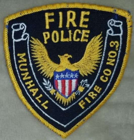 Munhall Fire Co 3 Fire Police