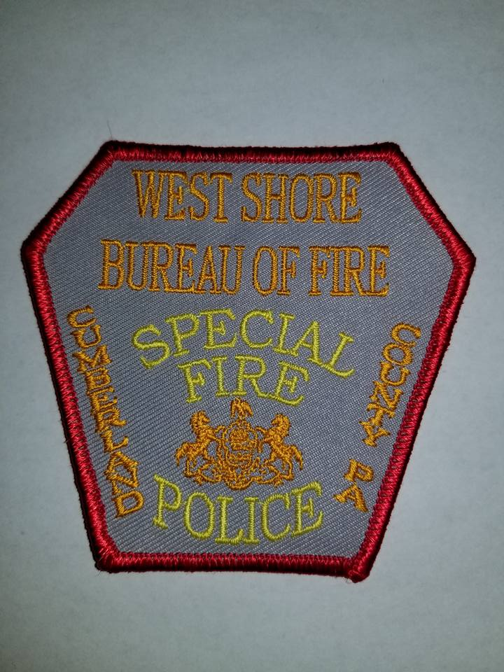 West Shore Bureau of Fire Cumberland County PA Special Fire Police