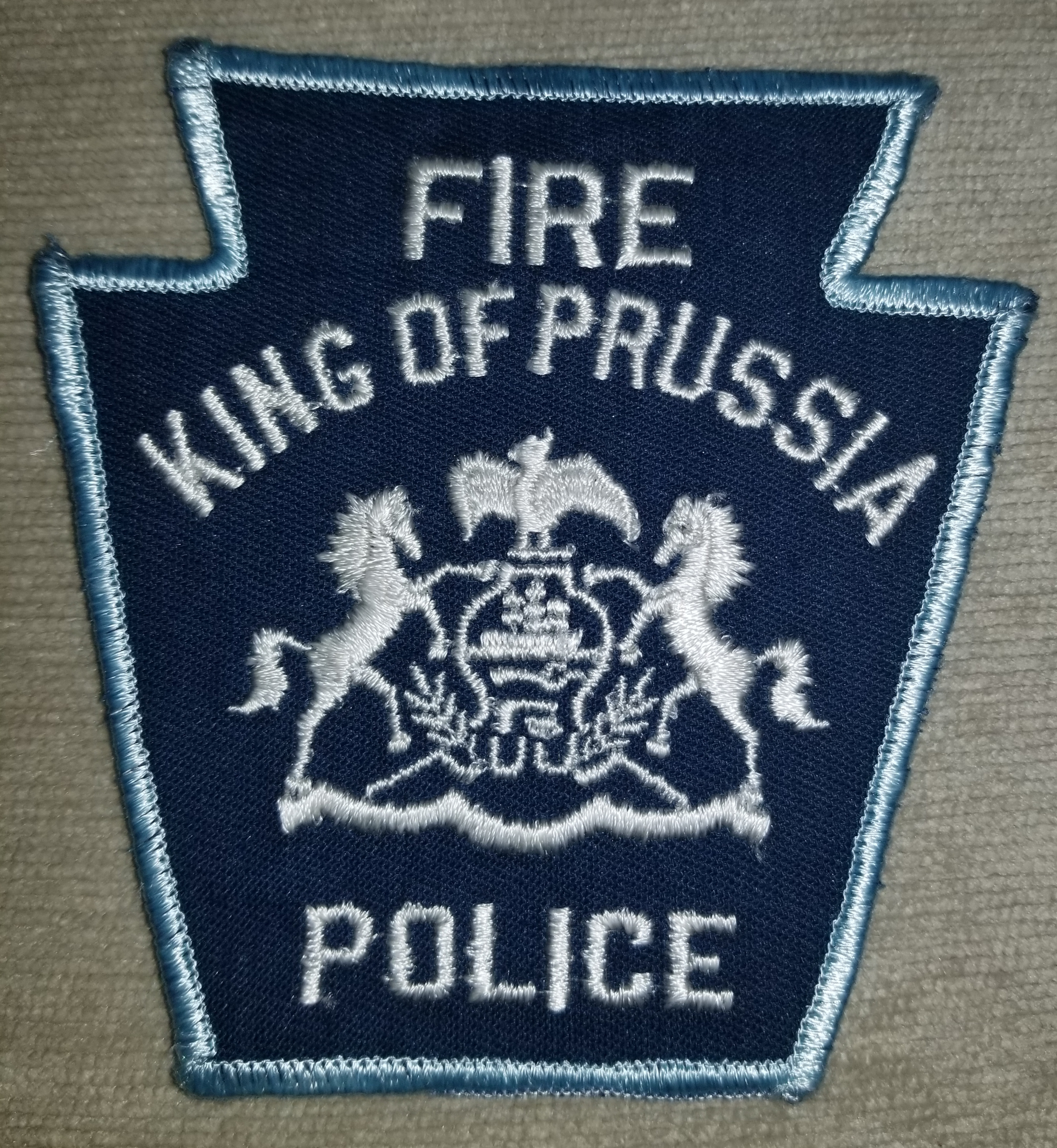 King Of Prussia Fire Police