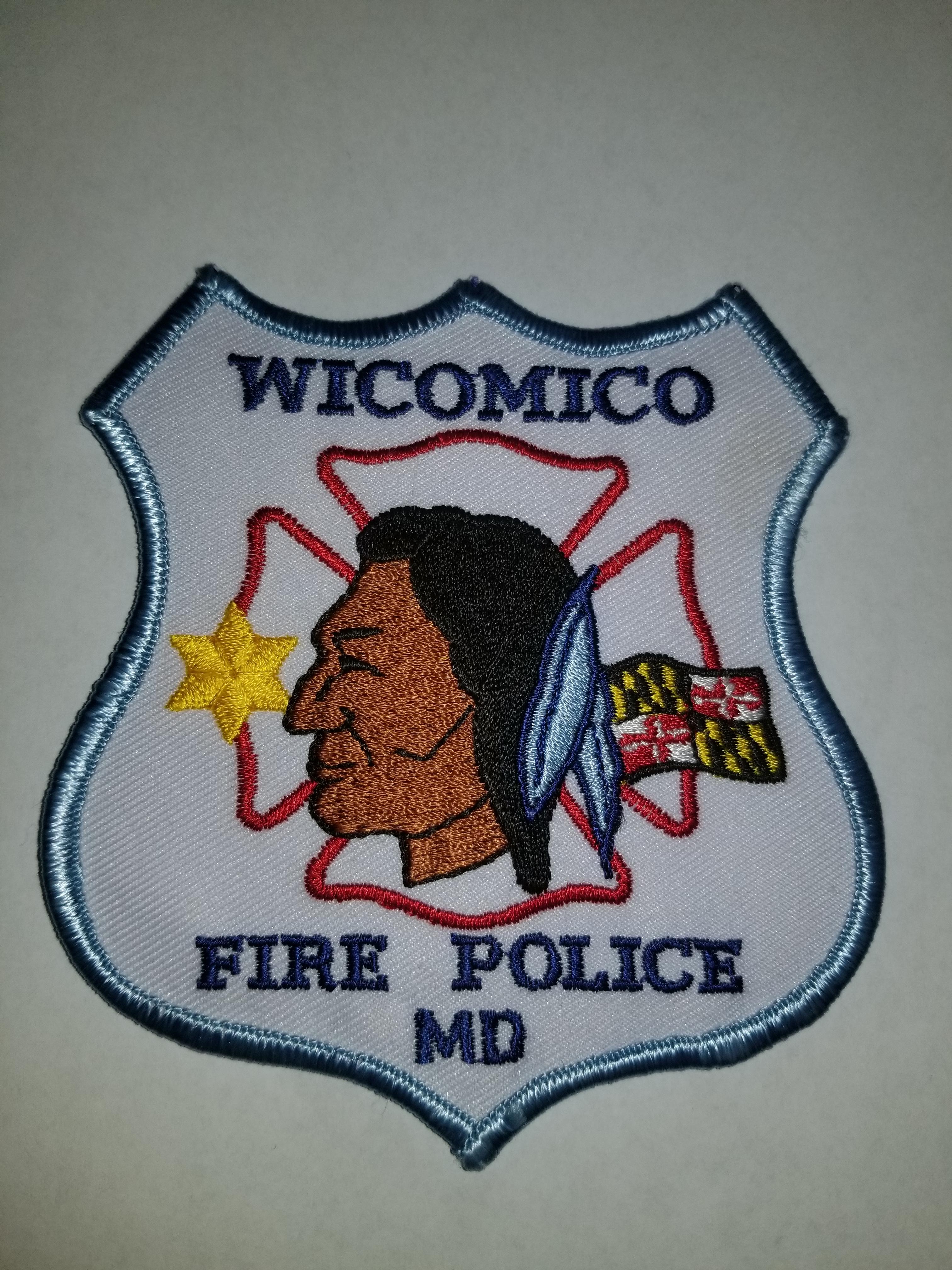 Wicomico Fire Police MD