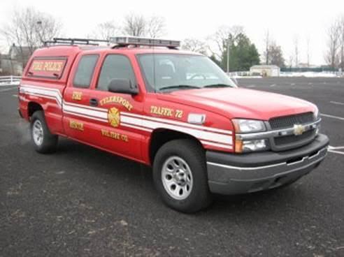 Tylersport Fire Company Traffic 72 2