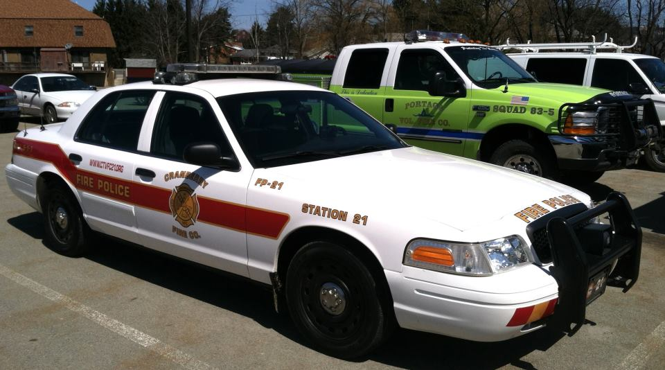 Cranberry Township PA traffic unit old 3