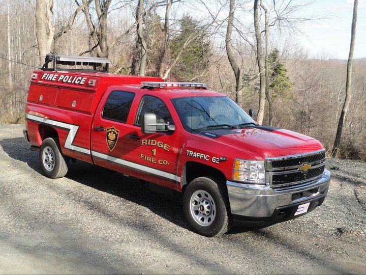 Ridge Fire Company Traffic 62