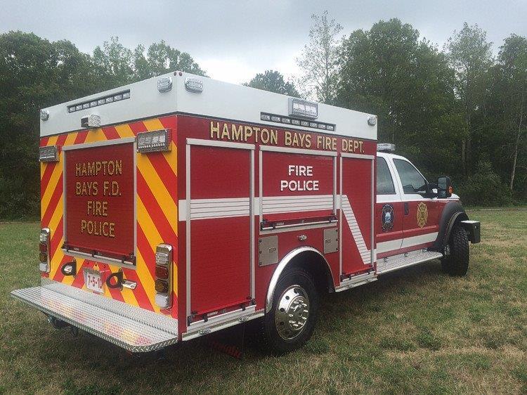 Hampton Bays NY Fire Police 2