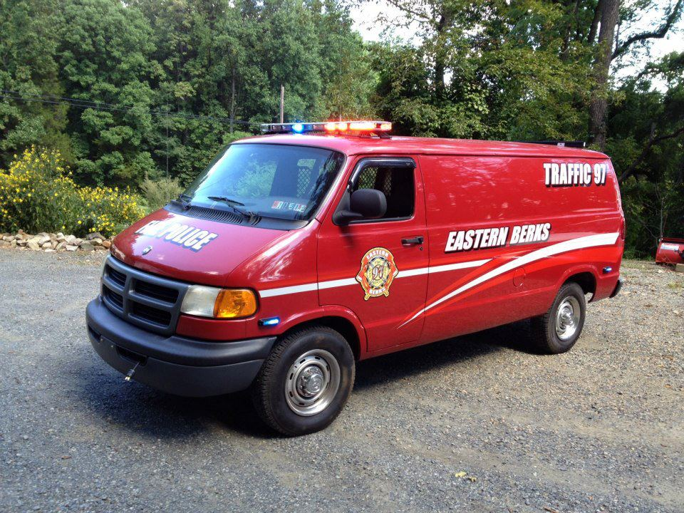 Eastern Berks Fire Department Traffic 97