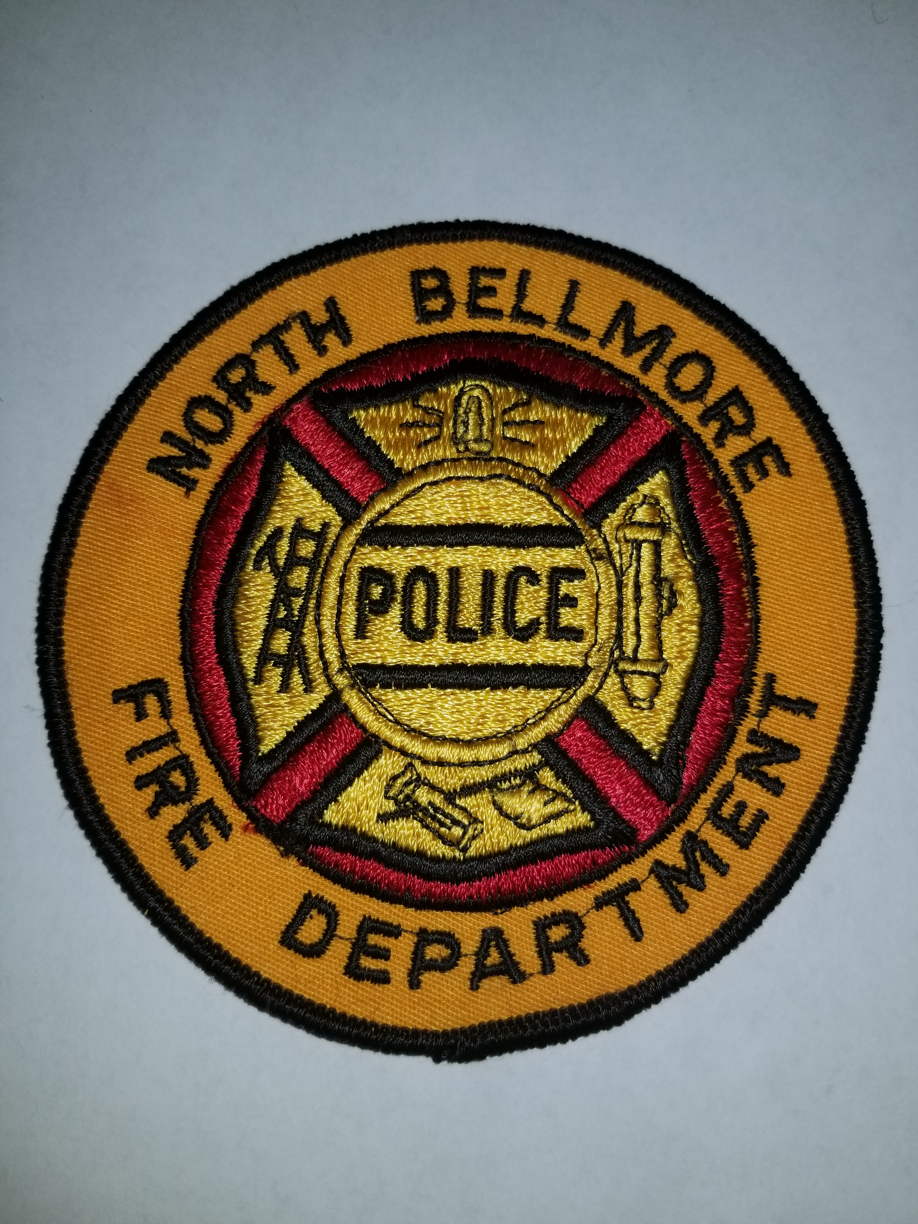 North Bellmore Fire Department Police NY