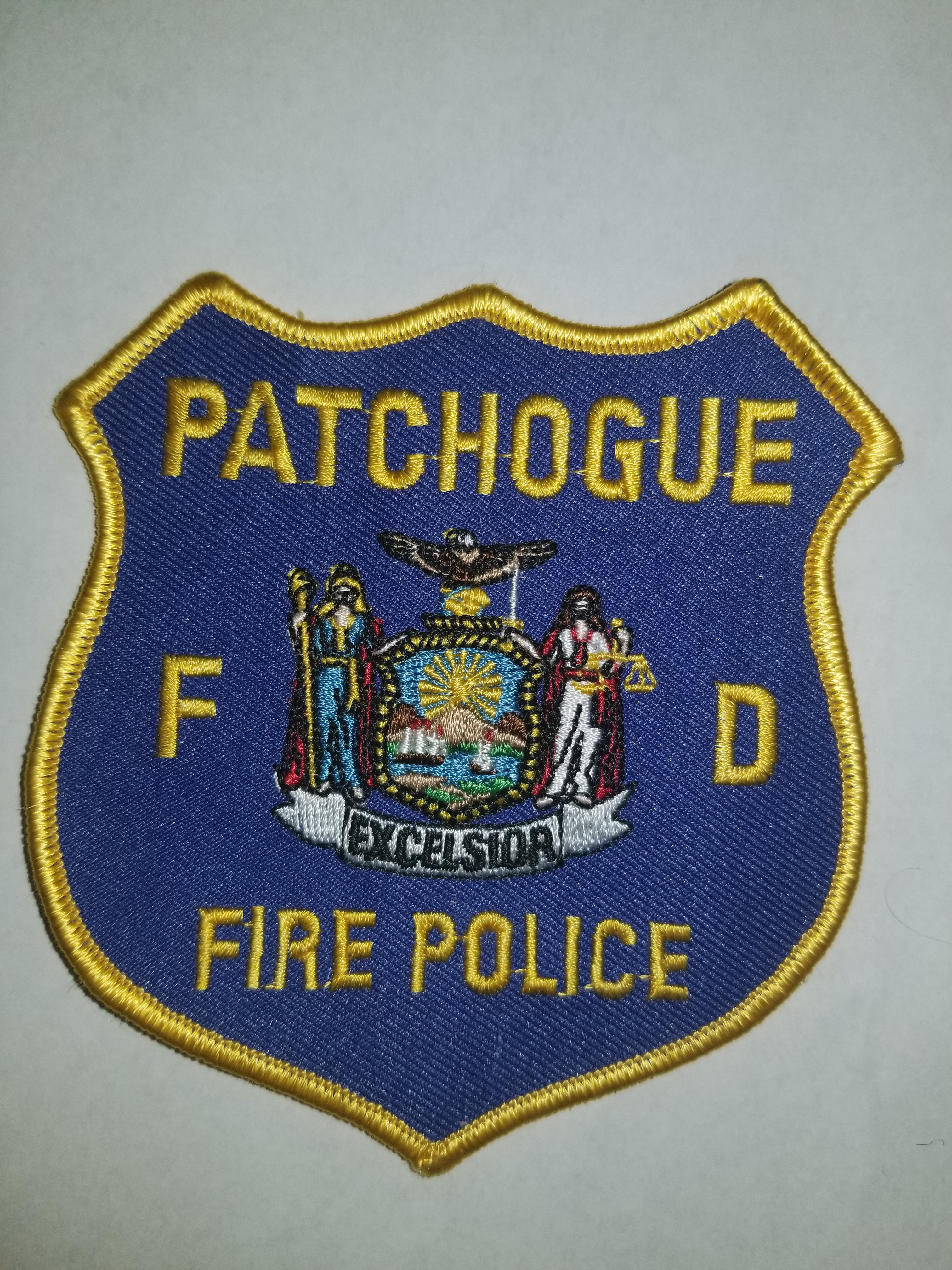 Patchogue Fire Department NY Fire Police