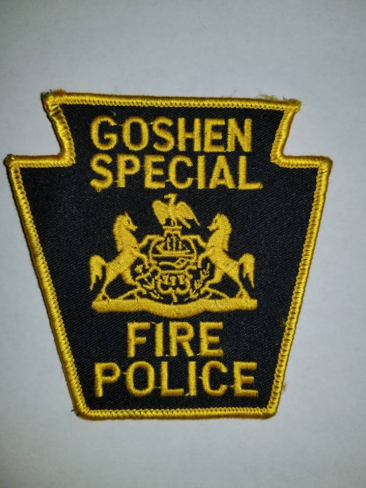 Goshen PA Special Fire Police 2