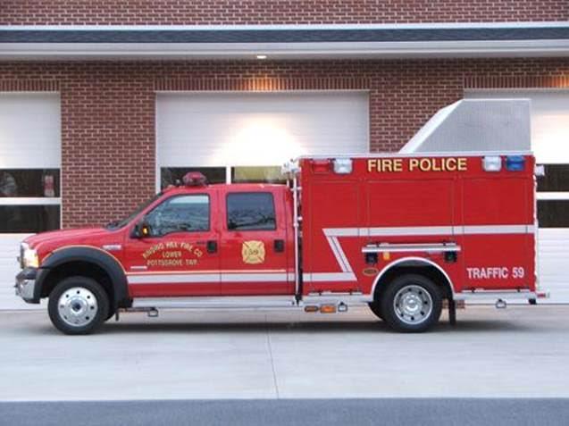 Ringing Hill Fire Company Lower Pottsgrove Traffic 59