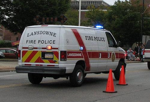 Lansdowne PA Traffic 19