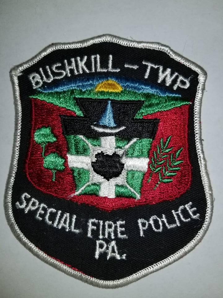 Bushkill Township PA Special Fire Police