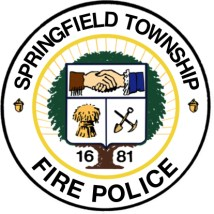 Springfield Township PA Fire Police Seal