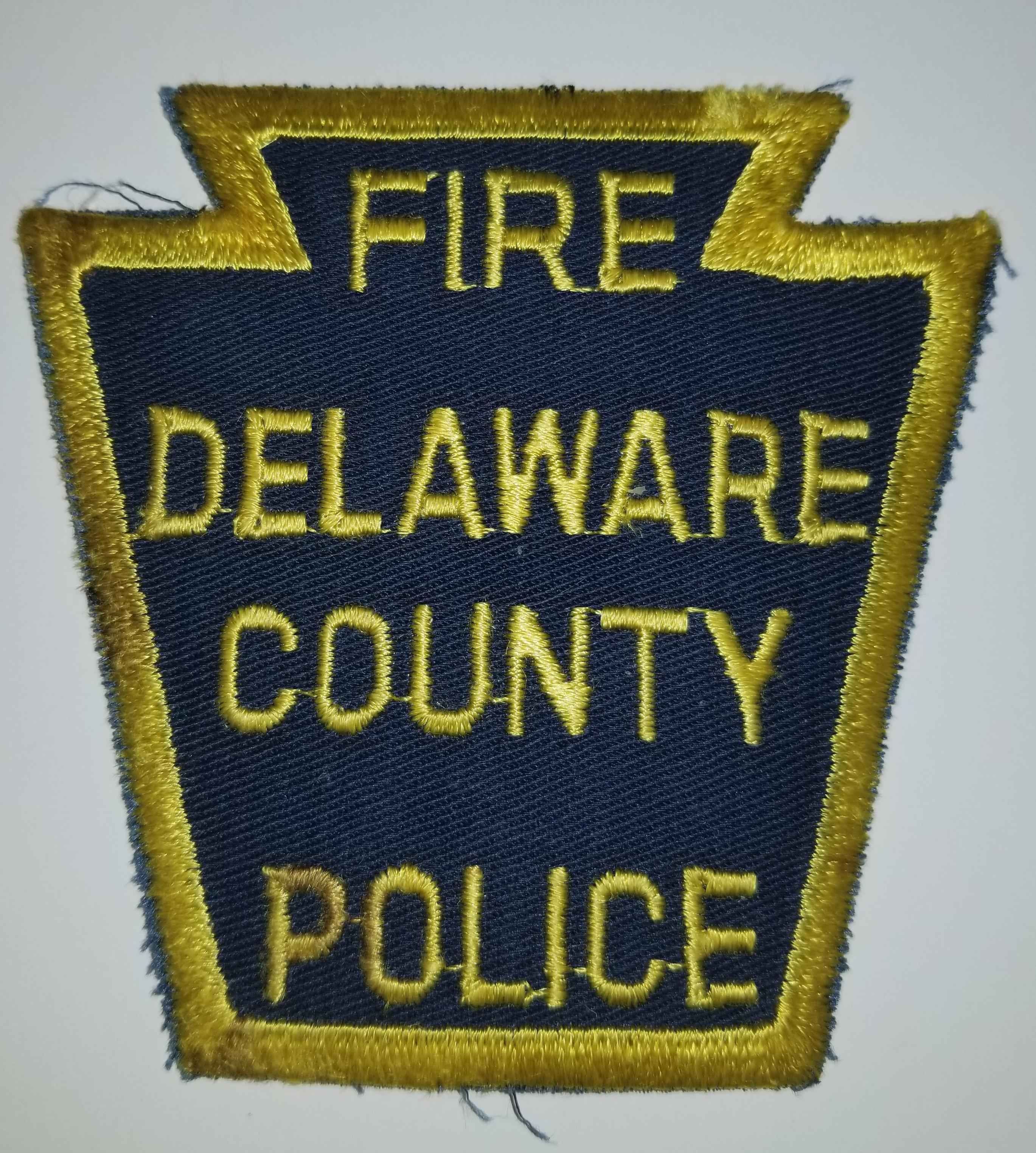 Delaware County PA Fire Police
