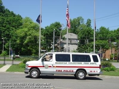 Mahopac NY Fire Police 1