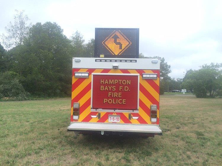 Hampton Bays NY Fire Police 6