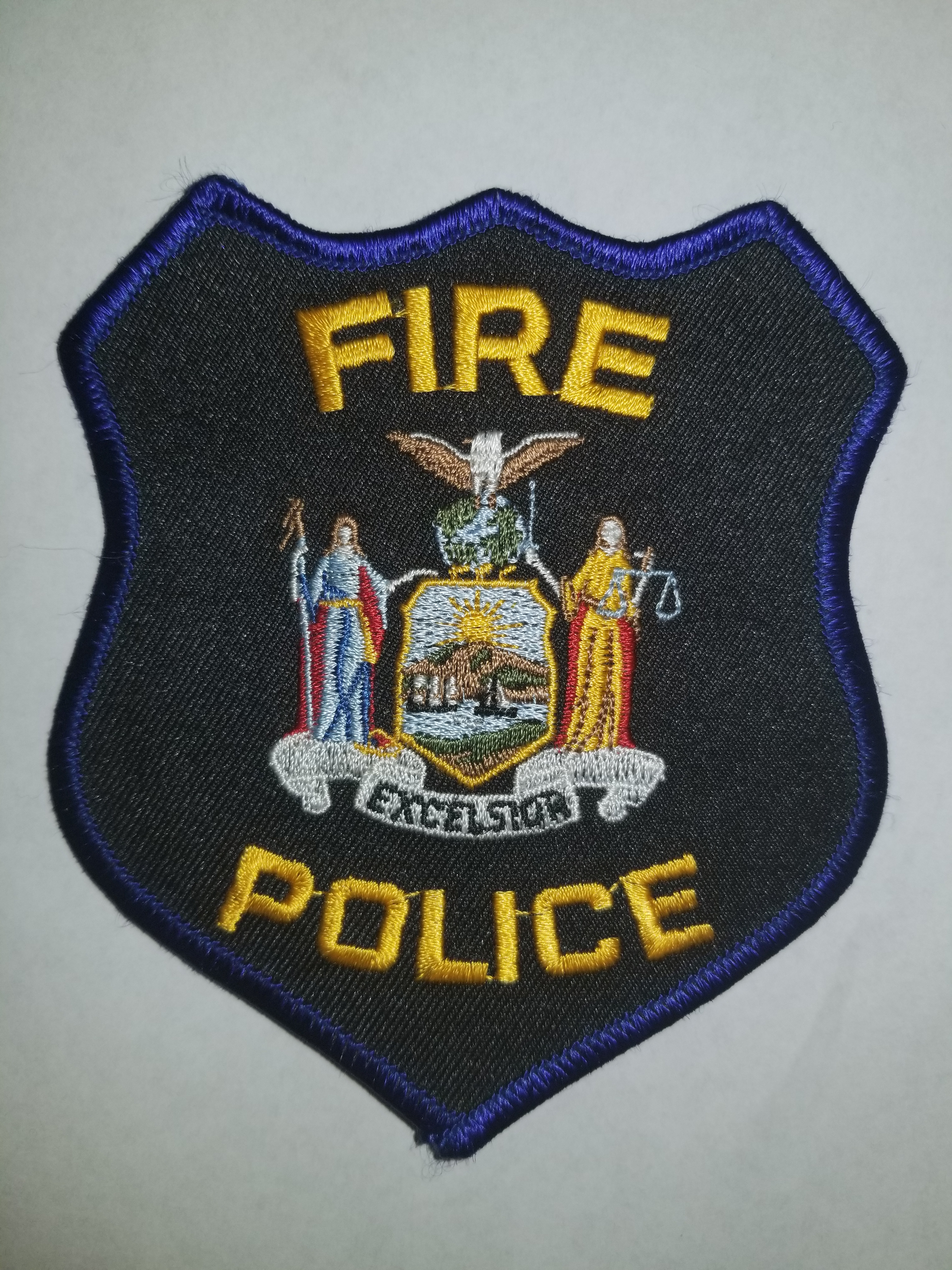 New York FIRE POLICE