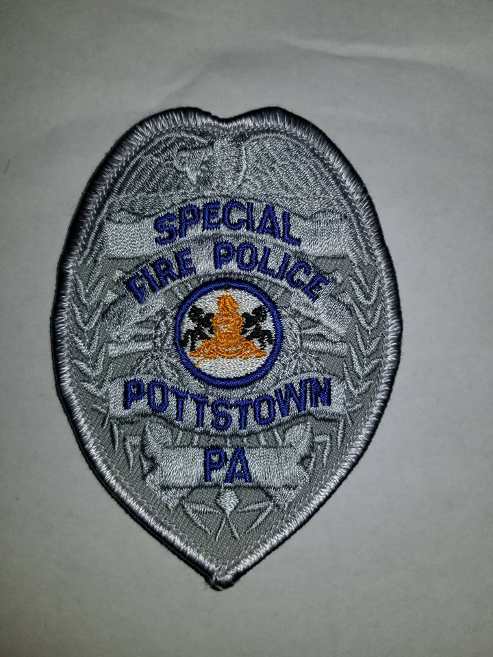 Potttown PA Special Fire Police 1
