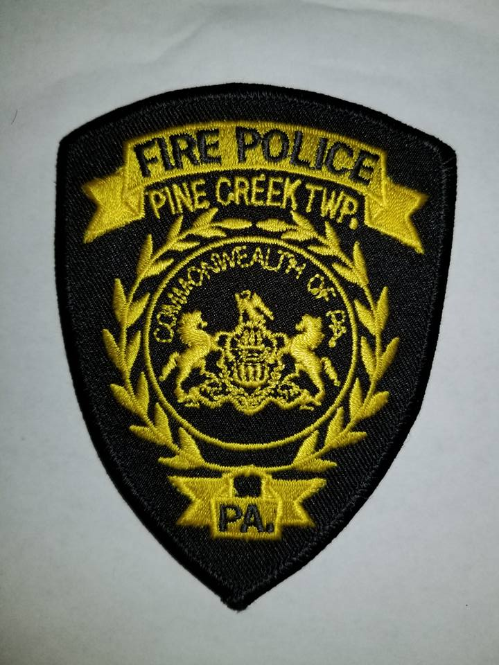 Pine Creek Township PA Fire Police