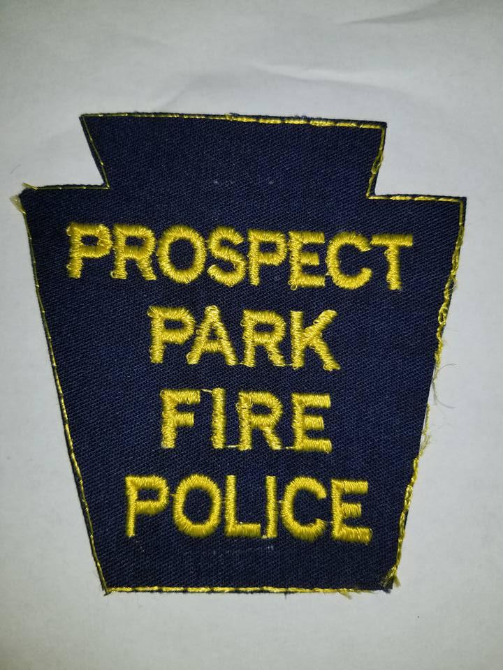 Prospect Park PA Fire Police 1