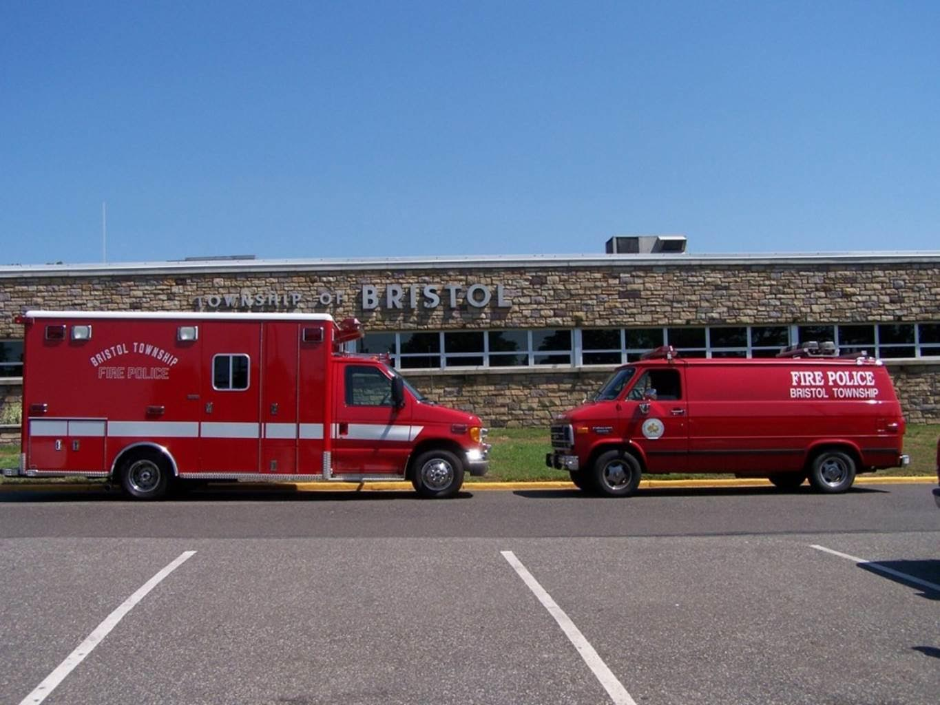 Bristol Township Fire Police Units