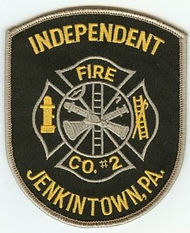 16 - Independent Fire Co #2 Jenkintown P