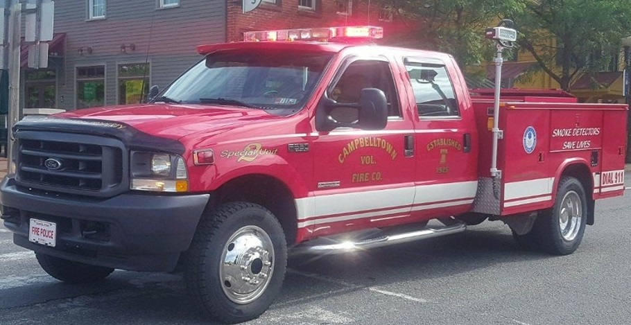 Campbelltown Fire Company - Special Unit 2