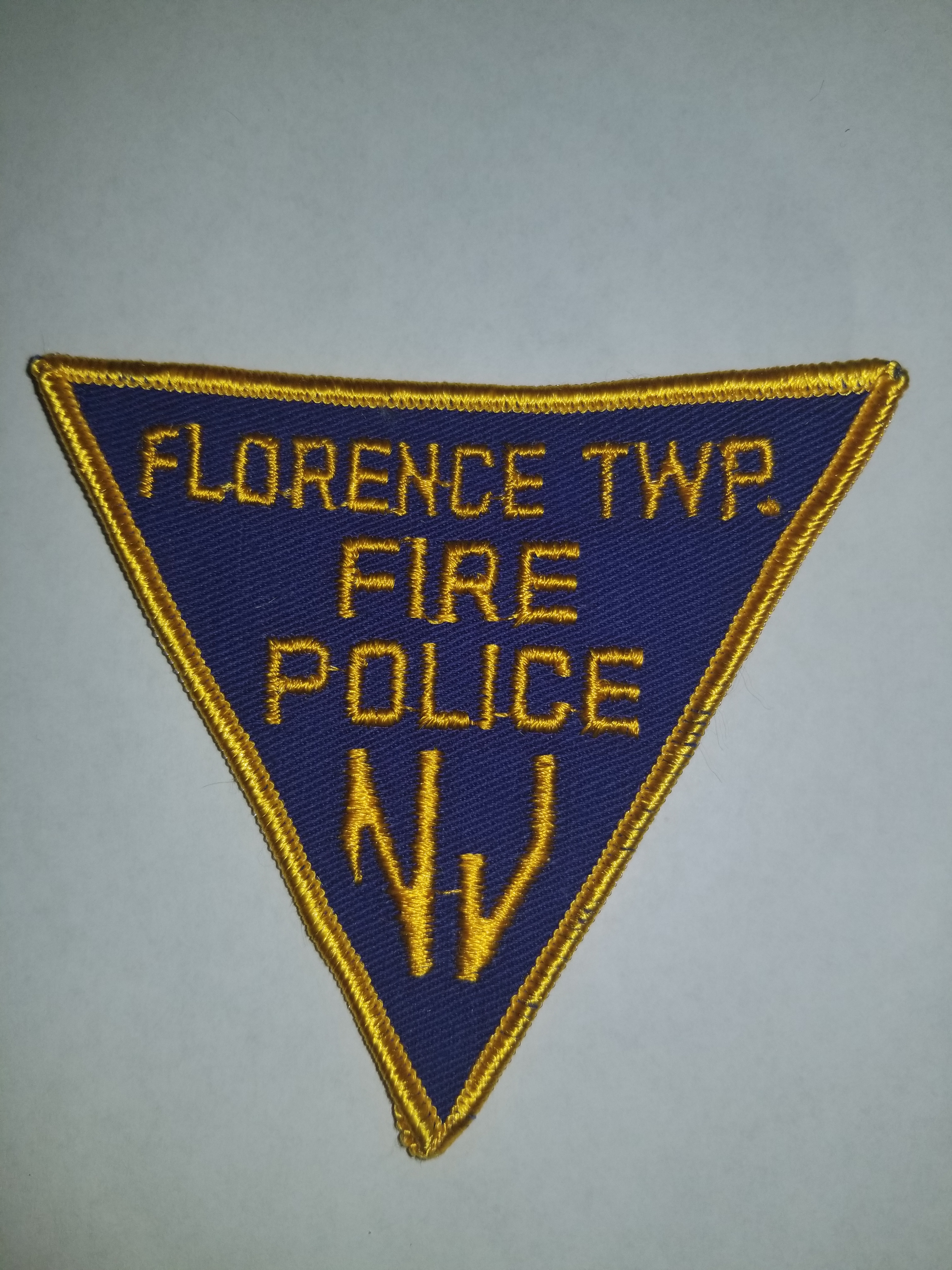 Florence Township NJ Fire Police