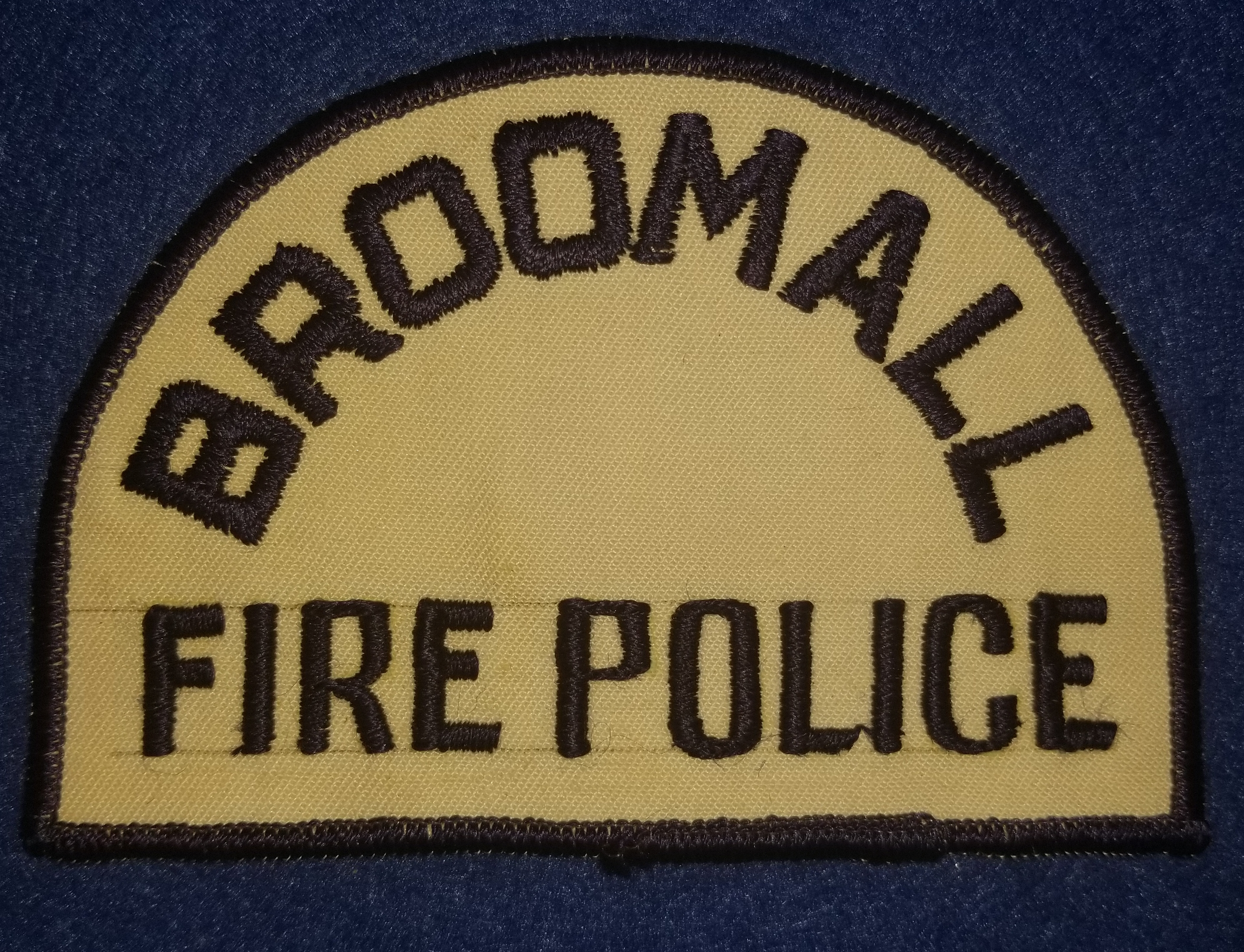 Broomall Fire Police PA