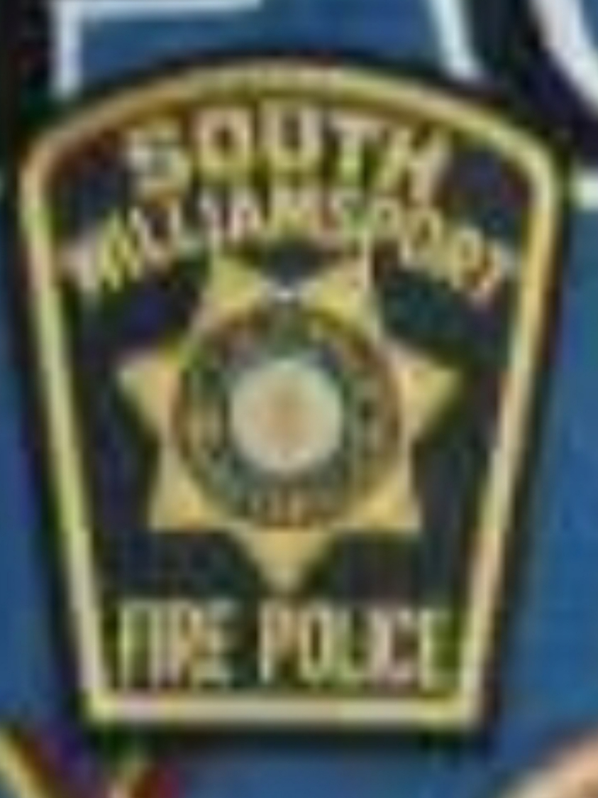 South Williamsport Fire Police PA