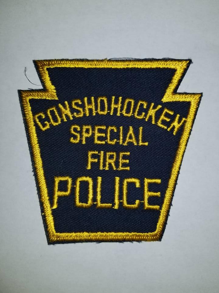 Conshohocken PA Special Fire Police 2