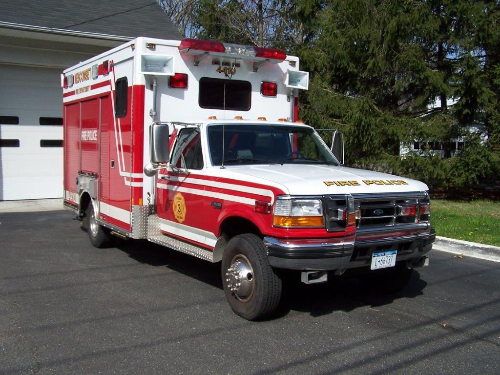 Nesconset Fire Department Company 3 NY 4410 Fire Police