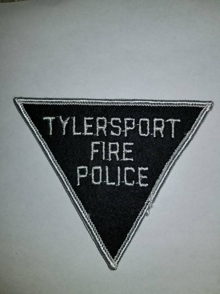 Tylersport PA Fire Police 3