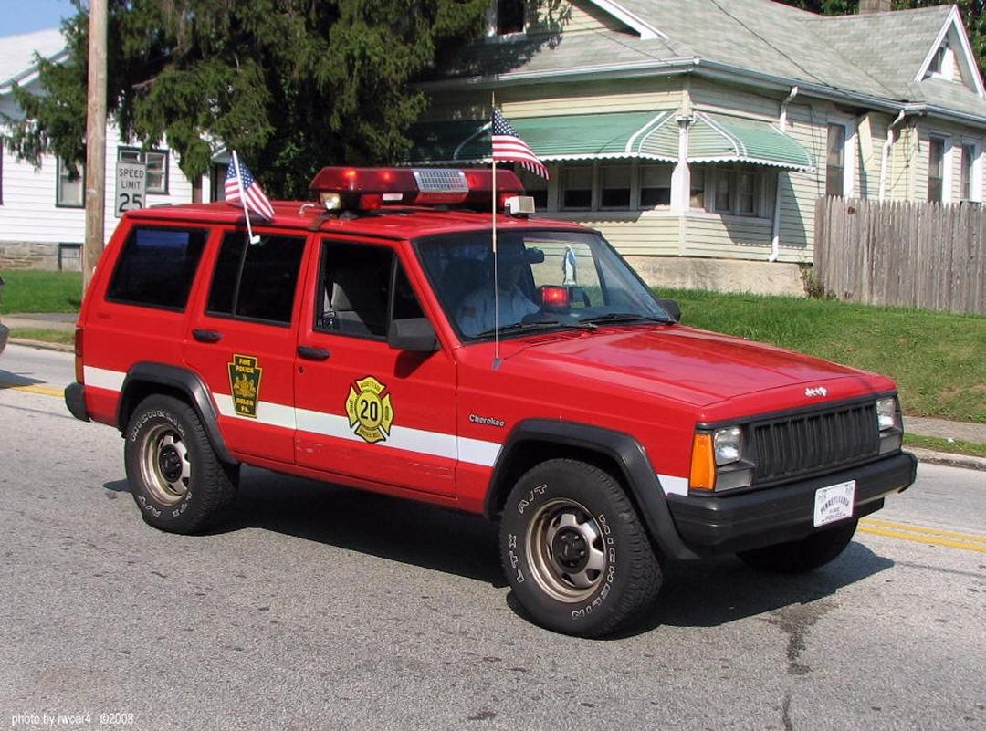 Garrettford-Drexel Hill Fire PA Traffic 20 2