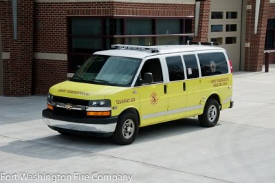 FORT WASHINGTON FIRE COMPANY - Traffic 88