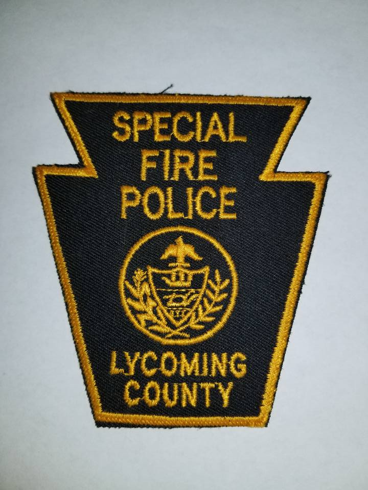 Lycoming County PA Special Fire Police