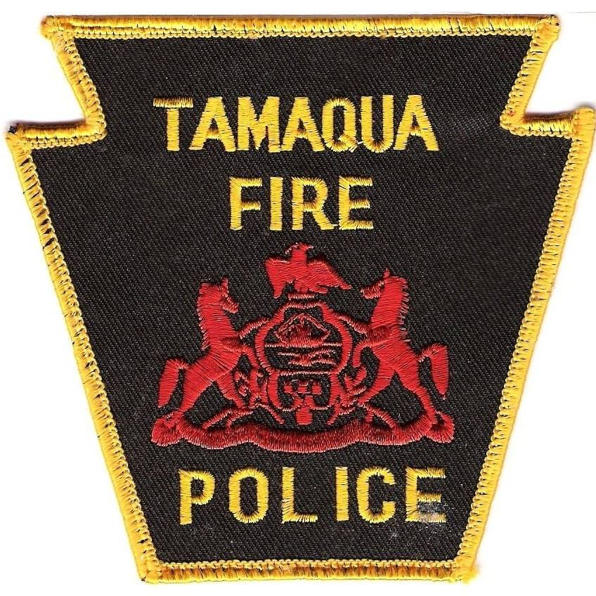 Tamaqua PA Fire Police