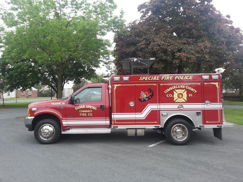 Silver Spring Community Fire Company Cumberland County Fire Poilce Traffic 31
