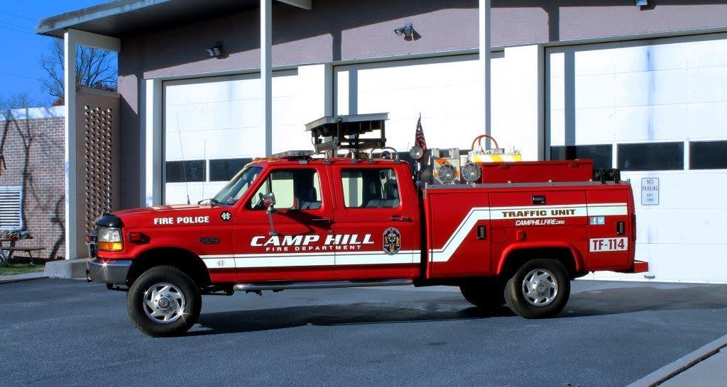 Camp Hill Fire Department Traffic 114  2